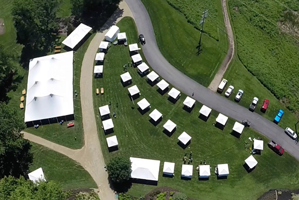 Chicago Tent Rental for Weddings, Corporate Events, Special Occations, Trade Shows & Outdoor Festivals